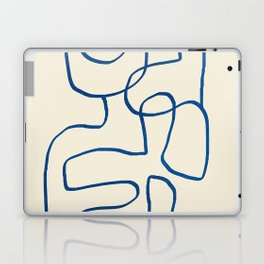 Abstract line art 16 Laptop & iPad Skin