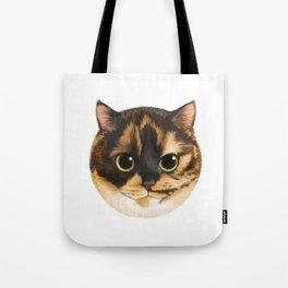 Round Cat - Lang Tote Bag