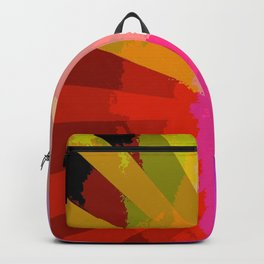 Love Is All Around Us Backpack
