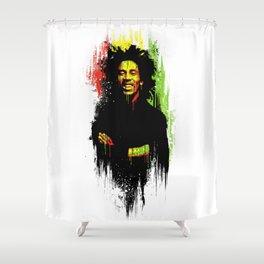 One Love Legend Shower Curtain