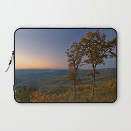 Shenandoah Twilight Overlook Laptop Sleeve