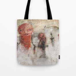 The Dead Will Walk Again Tote Bag
