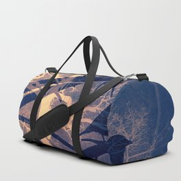 Night bird Duffle Bag