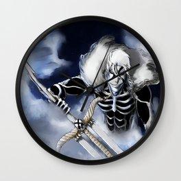 ginjo bleach Wall Clock