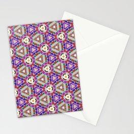 Ethnic Pattern Stationery Cards