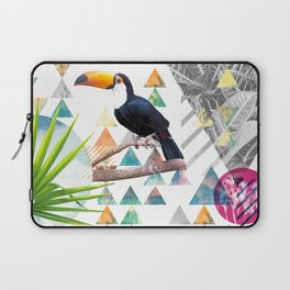 Tropical Mess Laptop Sleeve