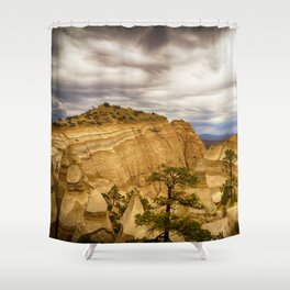 KASHA 5 Shower Curtain