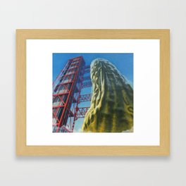 Apollo XIII Houston We're in a Pickle Framed Art Print