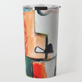 2 Faces Travel Mug