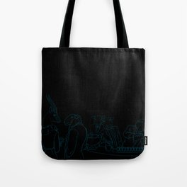 Gentleman's Club Tote Bag