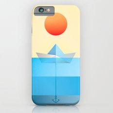 Paper Boat Slim Case iPhone 6s