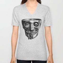 The Ace of Cups Unisex V-Neck