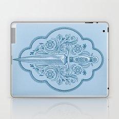 Ornamental Dagger Laptop & iPad Skin