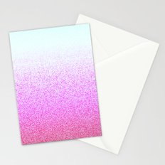 I Dream in Pink Stationery Cards
