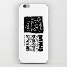 Horrible Things iPhone & iPod Skin