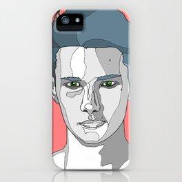 Stubborn iPhone Case