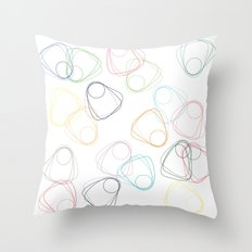 MARMELADE PATTERN Throw Pillow