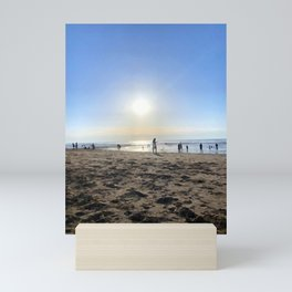 Silence in French Riviera Mini Art Print