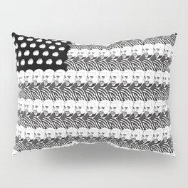 KK booty americaa Pillow Sham