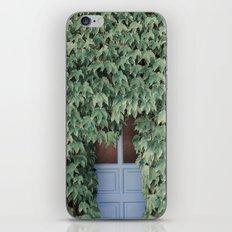 Hidden doors iPhone & iPod Skin
