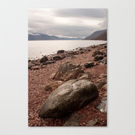 Morning over Loch Ness Canvas Print