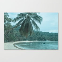 Port Barton Canvas Print