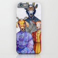 the van Goatsians iPhone 6s Slim Case