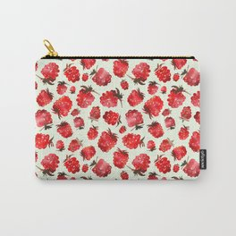 Raspberry vibes Carry-All Pouch