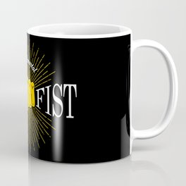The Immortal Iron Fist Vintage Style Coffee Mug