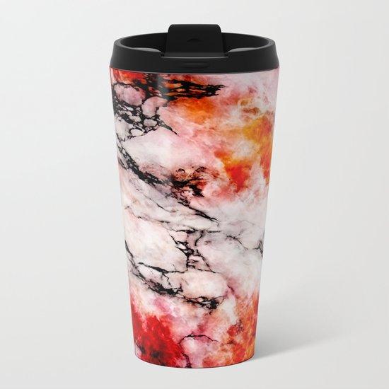 Lacerta Metal Travel Mug