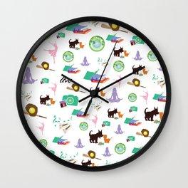 Favs Wall Clock