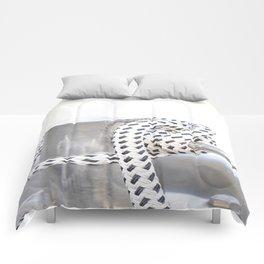 slinging Comforters