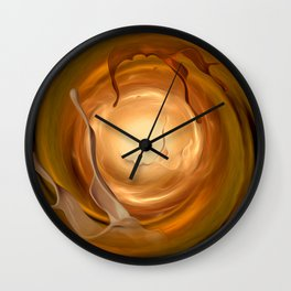 When The Morning Comes Wall Clock