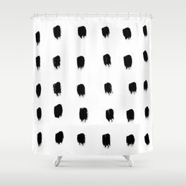 Jacques Pattern Shower Curtain