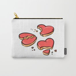 Trying to taste love Carry-All Pouch