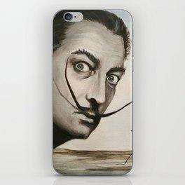 Salvador Dali iPhone Skin