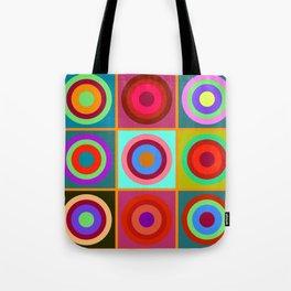 Kandinsky #20 Tote Bag