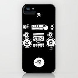 Boomboombox iPhone Case
