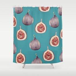Figs #society6 #buyart Shower Curtain