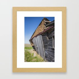 Adam Hoffman Homestead 3 Framed Art Print