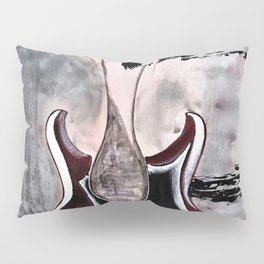 Relentless Rhythm. Illustrated for the book by author Michelle Mankin Pillow Sham