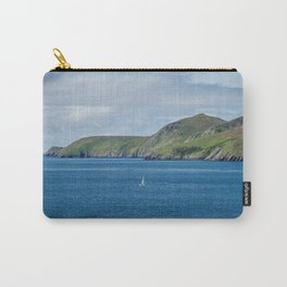 Sailboat by the Blasket Islands Carry-All Pouch