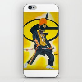 Grambling State Uni iPhone Skin