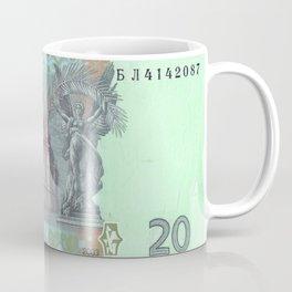 20 Hryvnia 2003 Coffee Mug