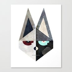 [fox] Canvas Print