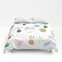 Botanica Pattern Comforters