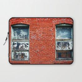 Old Windows Bricks Laptop Sleeve