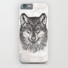 Canis Lupus (Gray Wolf) Slim Case iPhone 6s