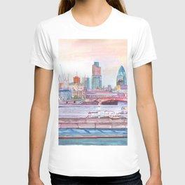 Colorful London T-shirt