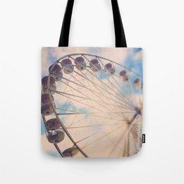 Love Wheel Tote Bag